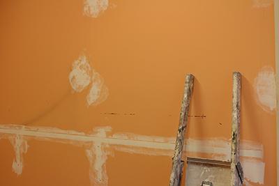 Salle orange